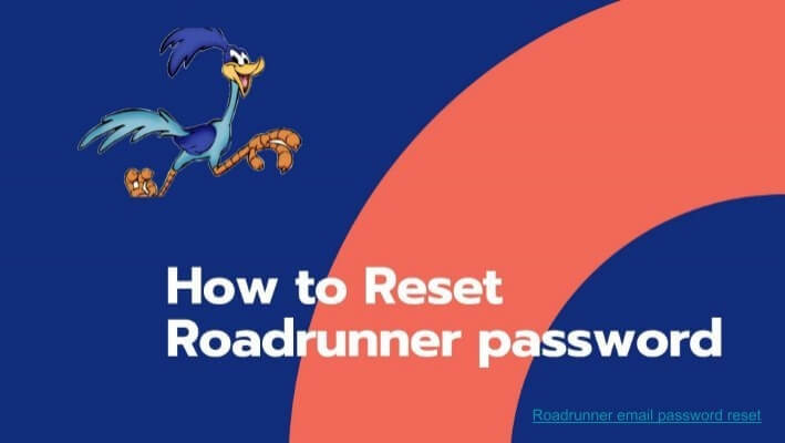 Roadrunner Email forgot password