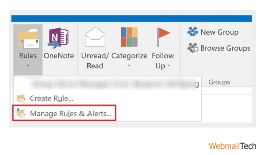 forward email from outlook automatically