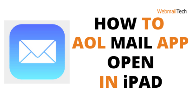 Why Doesn't My AOL Mail App Open On My iPad?