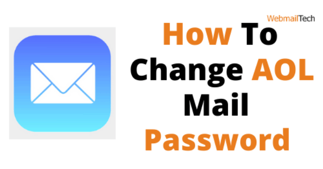 How Do I Change My AOL Mail Password?